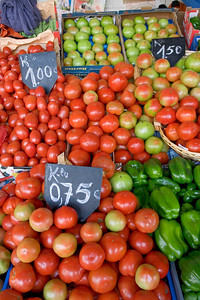 Fresh Produce, Mercado do Bolhão, Municipal Market, Porto, Portugal