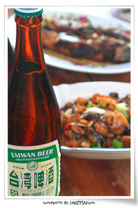 下酒菜:炒飛魚乾 & 煎新鮮飛魚