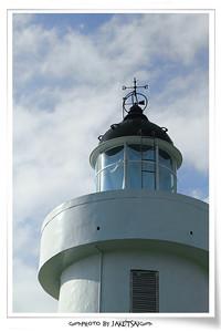 蘭嶼燈塔 這應該是中華民國最東邊的一根吧