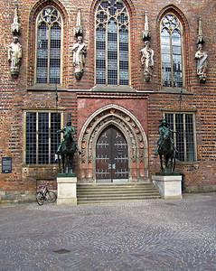 BREMEN (Town Hall-Rathaus) (2)