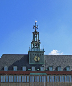 EMDEN (The Town Hall-Rathaus) (2)