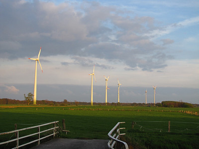 WINDFARM and CANAL (3)