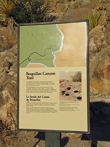 Boquillas Canyon Trail, Big Bend National Park, Texas (1)