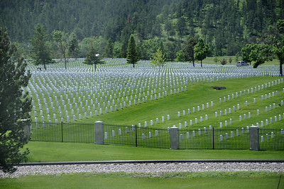 Fort Meade National Cemetery Sturgis, SD
