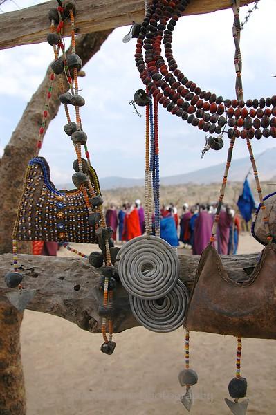 Masaai jewelry