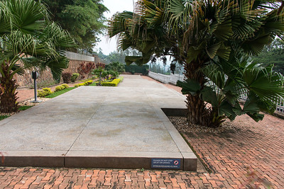 Kigali Genocide Memorial Centre where ~250,000 people are buried in mass graves.