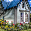 Beautiful House, Akaroa, New Zealand