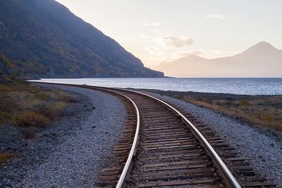 Alaska Railroad at Beluga Point IMG_9370