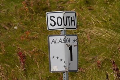 Alaska Highway Sign IMG_1434