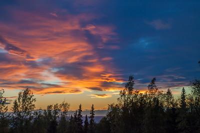 Dora Avenue Sunset, Anchorage IMG_9355