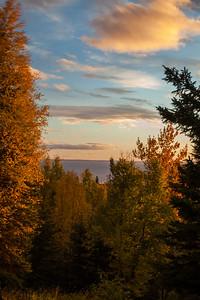 Dora Avenue Sunset, Anchorage IMG_9348