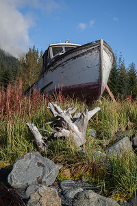 Boat at Lowell Point, Seward IMG_8972