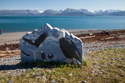 Eagle Rock, Homer Spit IMG_8448