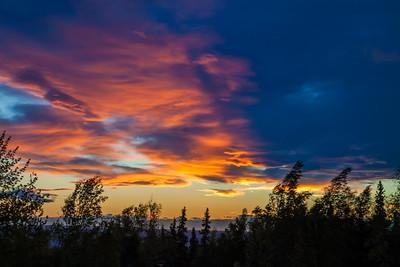 Dora Avenue Sunset, Anchorage IMG_9356