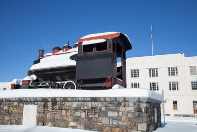 Alaska Railroad Depot IMG_4569
