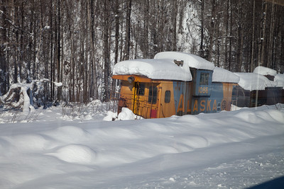 Alaska Railroad Caboose IMG_4742