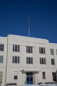 Alaska Railroad Depot IMG_4574