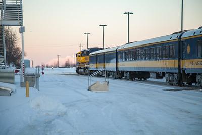 Alaska Railroad Depot IMG_4665