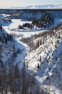 Alaska Railroad @ Hurricane Gulch IMG_4815