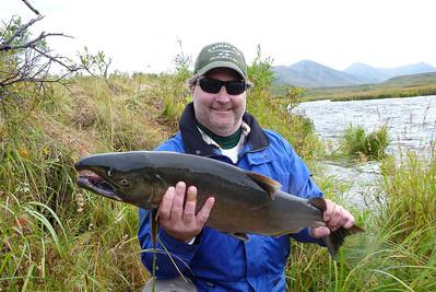 Silver Salmon