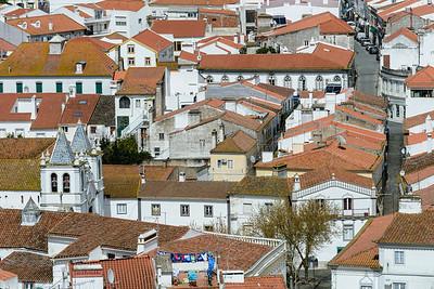 Overlooking Montemor-o-Novo, Alentejo