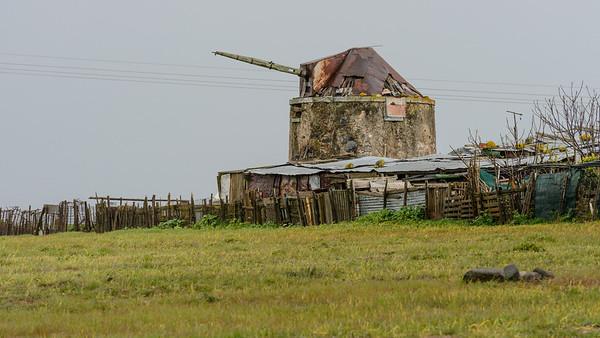 Old windmill near Beja