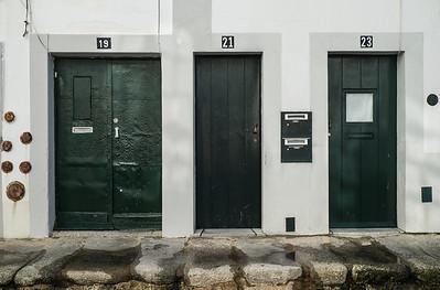 House doors, Evora