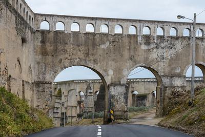 Aqueduto da Amoreira - Elvas