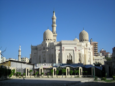 Attarine Mosque, Alexandria, Egypt
