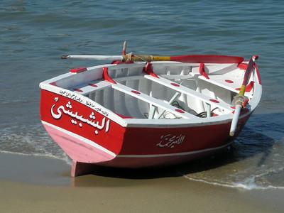 boat, Alexandria harbor - 2008