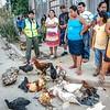 Iquitos, Peru market