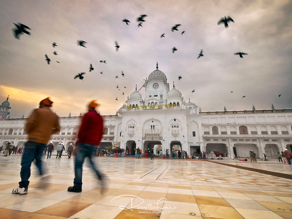Amritsar (India), Dec 2016
