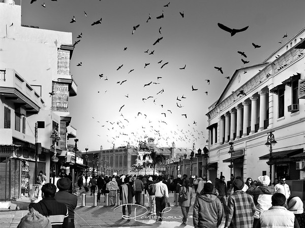 Street of Amritsar