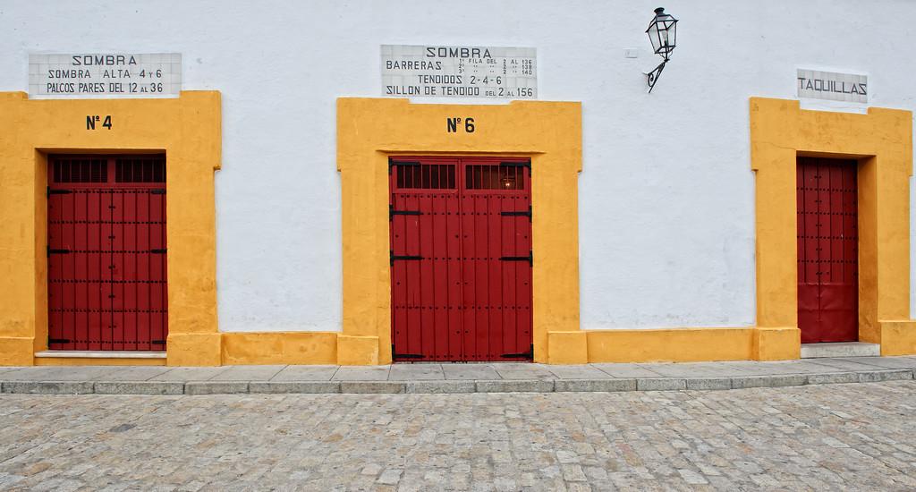 Real Maestranza, Sevilla - Plaza de Toros