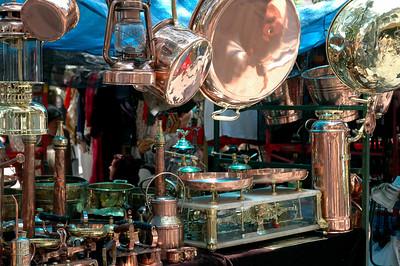 Antiques Market - San Telmo
