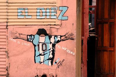 El Diez - Diego Maradona