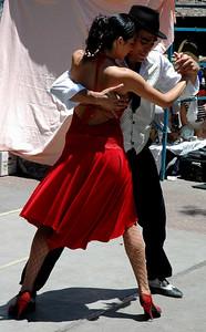 Street Tango - San Telmo