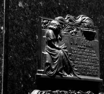 The tomb of Eva Peron (aka Evita)
