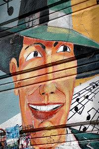 Carlos Gardel - popularized Tango music