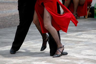 Street Tango - La Boca - Buenos Aires