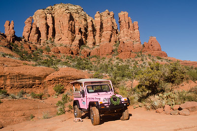 Pink Jeep Tour, Sedona