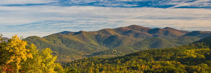 Seven Sisters Panoramic
