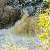 Copper Falls Wisconsin Flowing