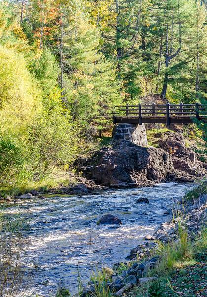 Northern Wisconsin Foot Bridge