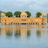 Jal Mahal Watertemple, Jaipur