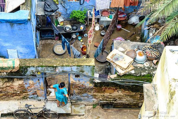 Backyard Pushkar