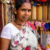 Jewelry seller, Varanasi