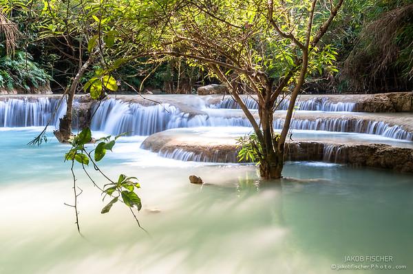 Kouang Xi Fall, Laos