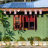 traditional exterior facade, Pangkor Island