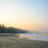 Ngapali Beach at dawn